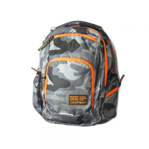 Portalaptop Coolpack Camoflage Orange Neon