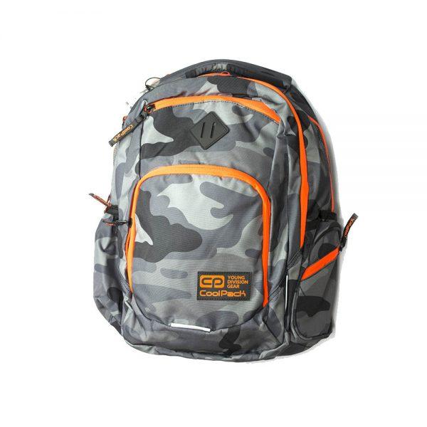 Portalaptop Coolpack Camoflage Orange Neon