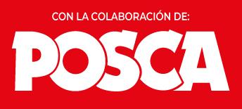 Con la colaboración de Posca